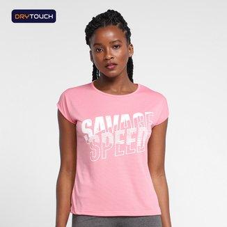 Camiseta Gonew Dry Touch Speed Feminina