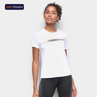 Camiseta Gonew Dry Touch Work Hard Feminina