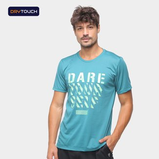 Camiseta Gonew Dry Touch Yourself Masculina