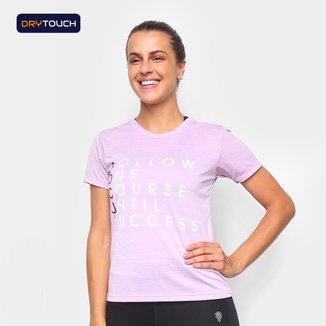 Camiseta Gonew Focus Feminina