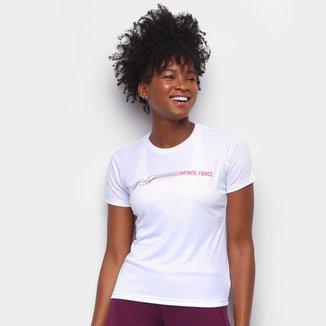 Camiseta Gonew Infinite Fierce Feminina