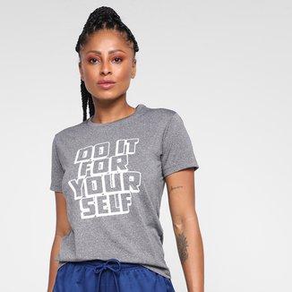 Camiseta Gonew Jump Feminina
