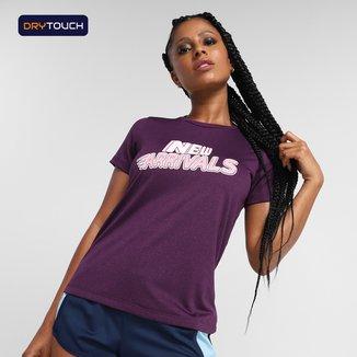 Camiseta Gonew New Arrivals Feminina