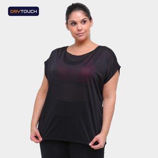 Camiseta Gonew Plus Movement Feminina