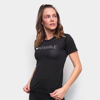 Camiseta Gonew Possible Feminina