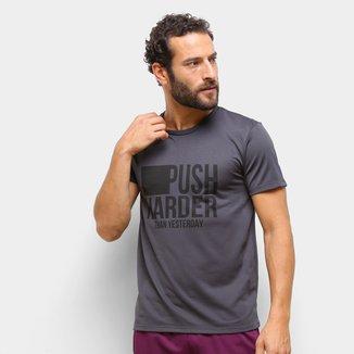 Camiseta Gonew Push Harder Masculina