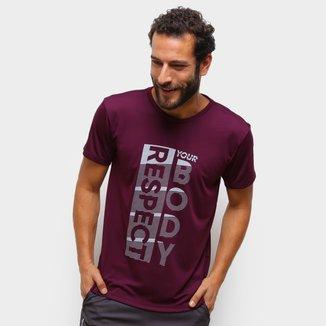 Camiseta Gonew Respect Your Body Masculina