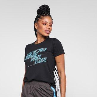 Camiseta Gonew Run Free Feminina