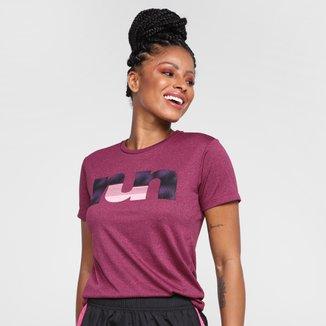 Camiseta Gonew Run Silk Feminina
