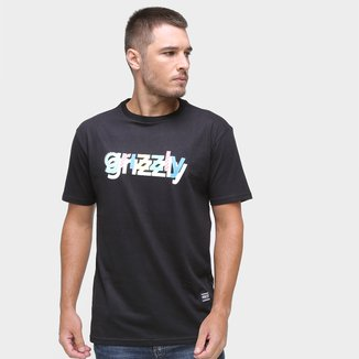 Camiseta Grizzly To The Max Masculina