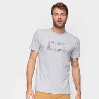 Camiseta Hang Loose Flor Masculina