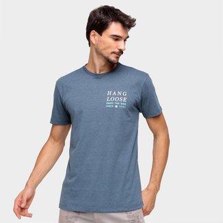 Camiseta Hang Loose Poster Masculina