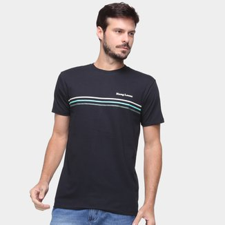 Camiseta Hang Loose Silk Sunset Masculina