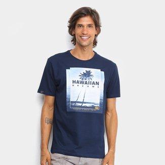 Camiseta HD Estampada Oceanide Masculina