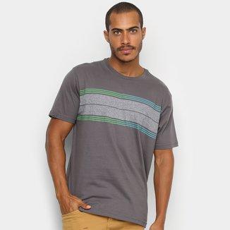 Camiseta HD Long Stripe Masculina