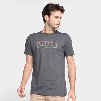 Camiseta Hurley Established Masculina