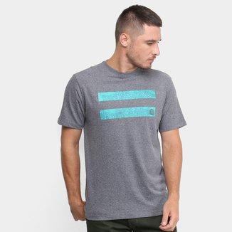 Camiseta Hurley Silk Horizontal Masculina