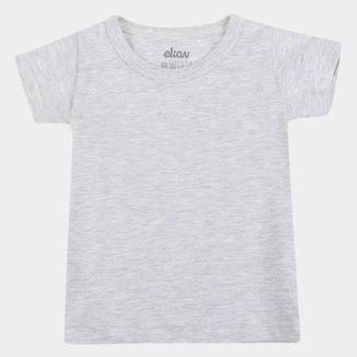 Camiseta Infantil Elian Básica Elian Masculina