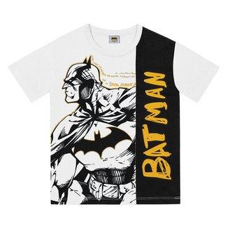 Camiseta Infantil Fakini Batman Masculina