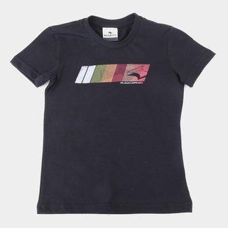 Camiseta Infantil Nicoboco Surfboards Masculina