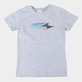 Camiseta Infantil Nicoboco Timburr Masculina