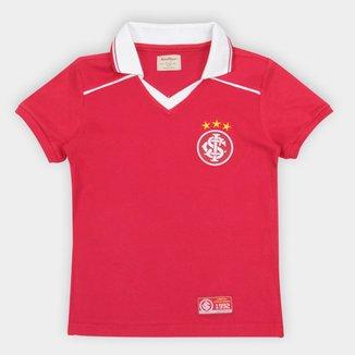 Camiseta Internacional Juvenil Retrô Mania 1992