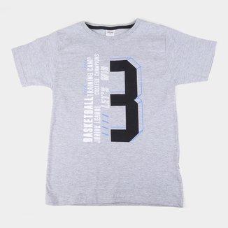 Camiseta Juvenil Elian Basketball Masculina
