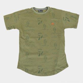 Camiseta Juvenil HD Especial Masculina