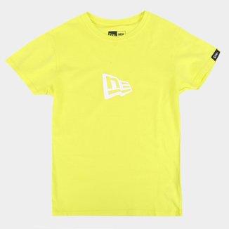 Camiseta Juvenil New Era Colors Masculina