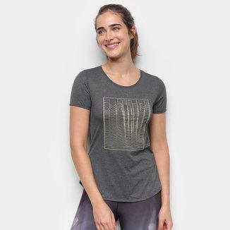 Camiseta Live! Further Lines Feminina