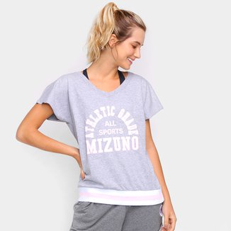 Camiseta Mizuno Aishi Feminina
