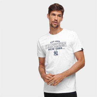 Camiseta MLB New York Yankees New Era College Team Masculina