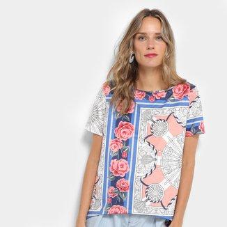 Camiseta Mullet My Favorite Thing (s) Estampada Feminina