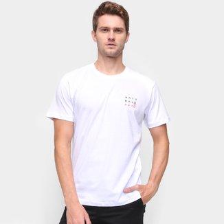 Camiseta Natural Art Básica Zig Masculina