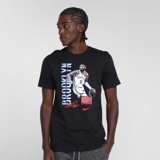 Camiseta NBA Brooklyn Nets ROY Kyrie Irving Nike Select Series Masculina