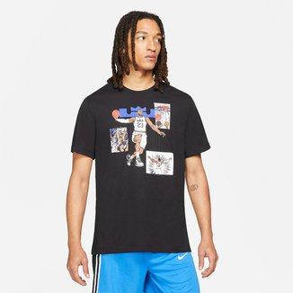 Camiseta NBA LeBron James Nike Ssnl Masculina