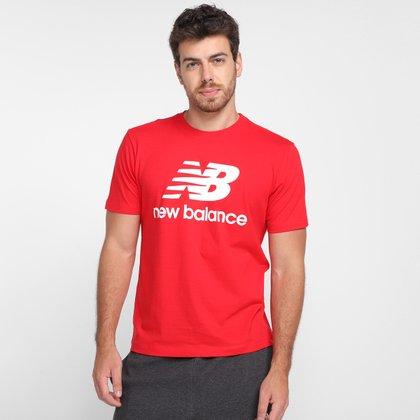 Camiseta New Balance Essentials Masculina