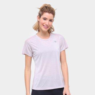 Camiseta New Balance Impact Run Ss Feminino