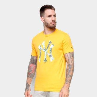 Camiseta New Era MLB New York Yankees Summer Masculina