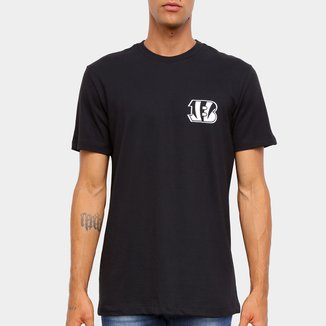 Camiseta NFL Cincinnati Bengals New Era Masculina