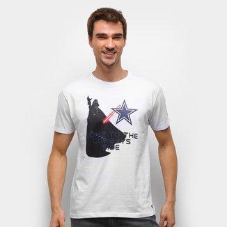 Camiseta NFL Dallas Cowboys  Cowboys Side Star Wars Masculina