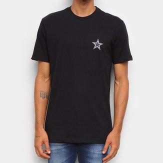 Camiseta NFL Dallas Cowboys New Era Logo Dalcow Masculina