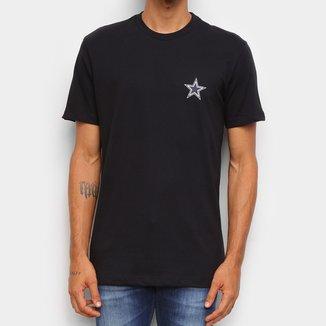Camiseta NFL Dallas Cowboys New Era Logo Masculina