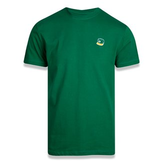 Camiseta NFL Green Bay Packers New Era 90's Continues Back Masculina