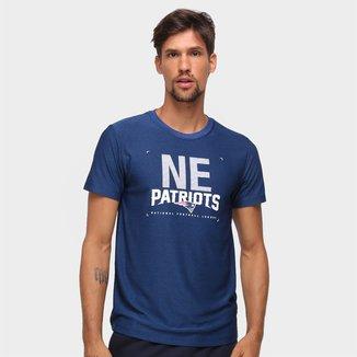 Camiseta NFL New England Patriots New Era Urban Tech Lines Masculina
