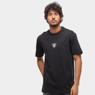Camiseta NFL Oakland Raiders New Era Desert Back Masculina