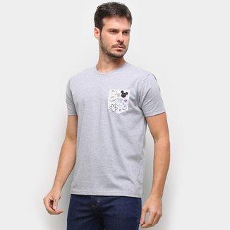 Camiseta NFL Pocket Disney Masculina