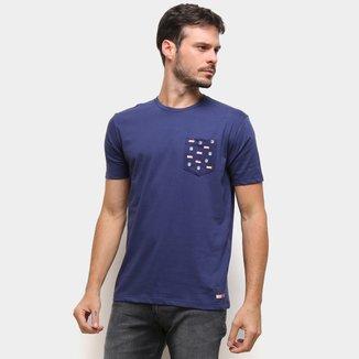 Camiseta NFL Pocket Marvel Masculina