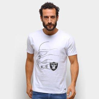 Camiseta NFL  Raiders Stormtrooper Masculina