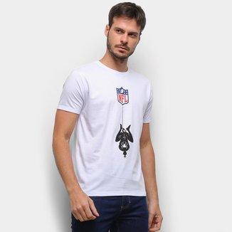 Camiseta NFL  Spider Man Marvel Masculina